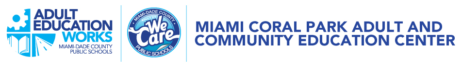 Calendario Escolar 2020 Miami Dade.Miami Coral Park Adult Education Community Center Miami